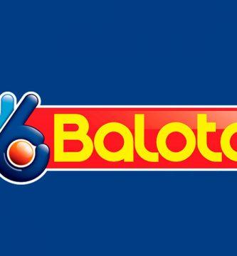 Resultado del Baloto
