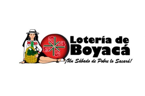 Sorteo y lotería de Boyaca logo
