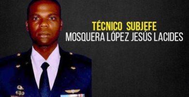 Oficial Muerto en Colombia