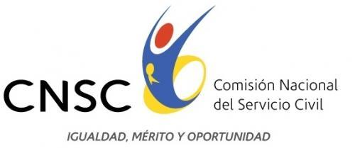 CNSC Simo Comisión nacional del servicio civil