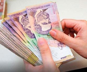 salario mínimo Colombia