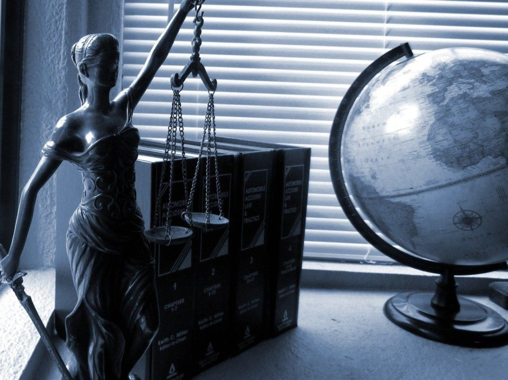 Tarjeta profesional por ser abogado