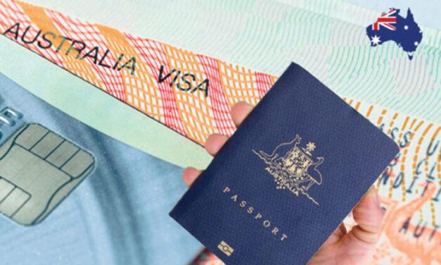 Visa en australia