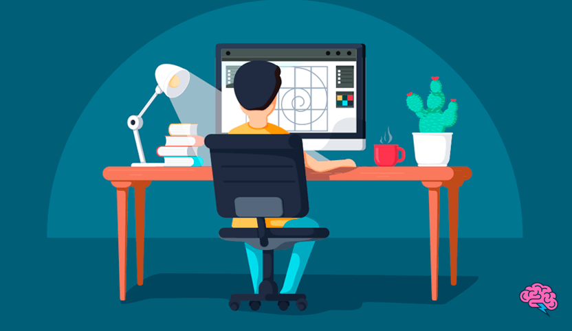 Estudiar diseño grafico virtual o presencial